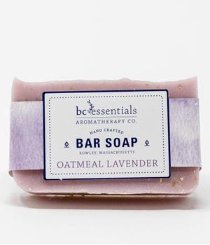 BC Essentials - Lavender Oatmeal Bar Soap