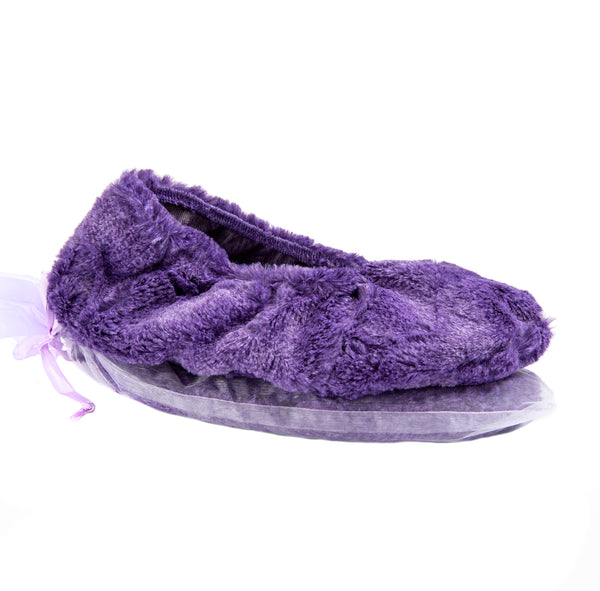 Sonoma Lavender Amethyst Luxe Heated Footies