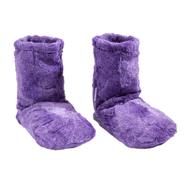 Sonoma Lavender Amethyst Luxe Spa Booties