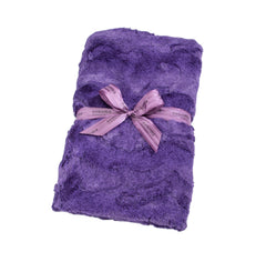 Sonoma Lavender Amethyst Luxe Spa Blankie