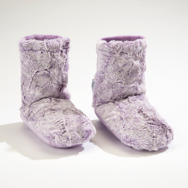 Sonoma Lavender Aster Heather Spa Booties