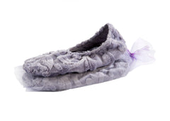 Sonoma Lavender Platinum Vine Heated Footies
