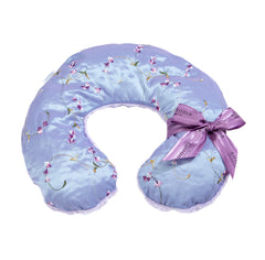Sonoma Lavender Embroidered Lavender Neck Pillow
