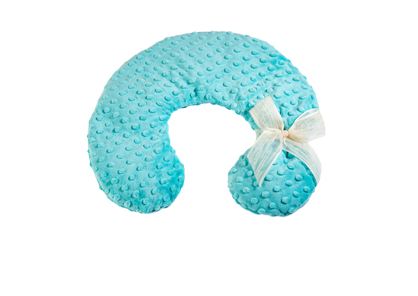 Sonoma OceanAire Aqua Dot Neck Pillow