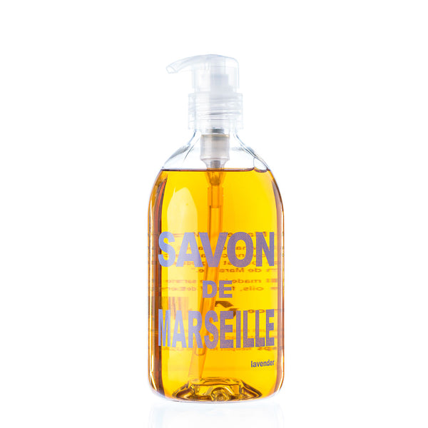 French Soaps Ltd Savon de Marseille Lavender Liquid Soap