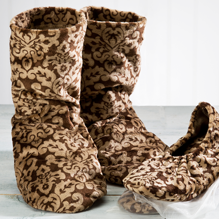 Sonoma Timber Lake Tyrolean Booties & Footies