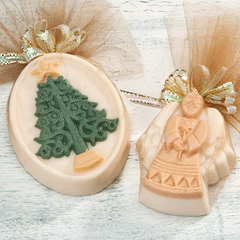 Timber Lake Christmas Gift Soaps - Sonoma Lavender Shop