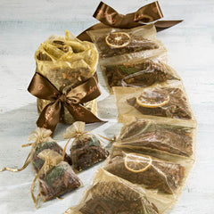 Sonoma Timber Lake Sachets by-the-Yard & Favors