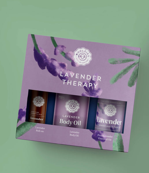Woolzies Lavender Therapy Kit