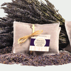 Victoria's Lavender - Dryer Sachets - Set of 3