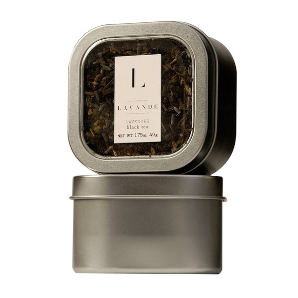 Lavande - Lavender Mango Peach Decaf Black Tea