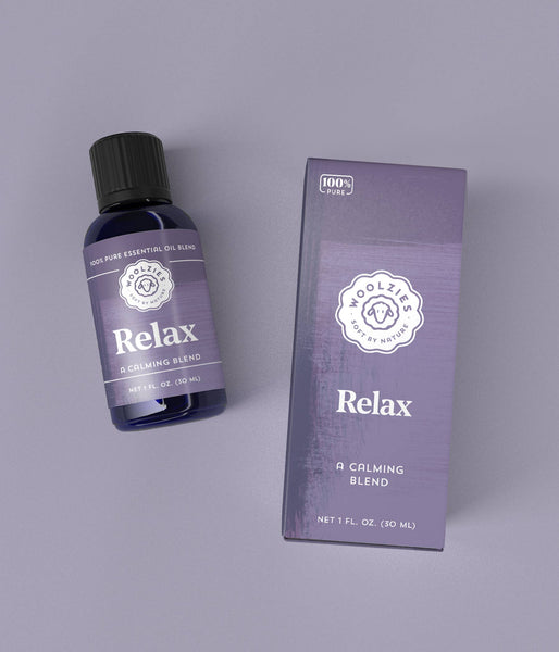 Woolzies Relax Essential Oil 1oz.