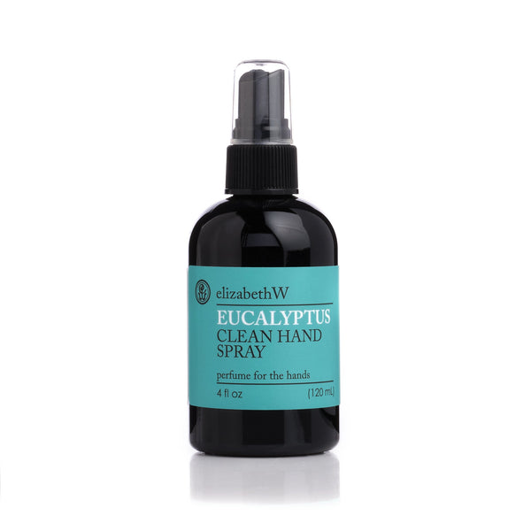 elizabeth W Purely Essential Eucalyptus Clean Hand Spray - 4oz