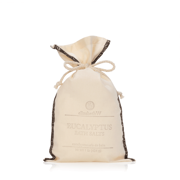 elizabeth W Purely Essential Eucalyptus Bag of Salts