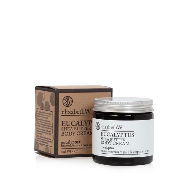 elizabeth W Purely Essential Eucalyptus Body Cream