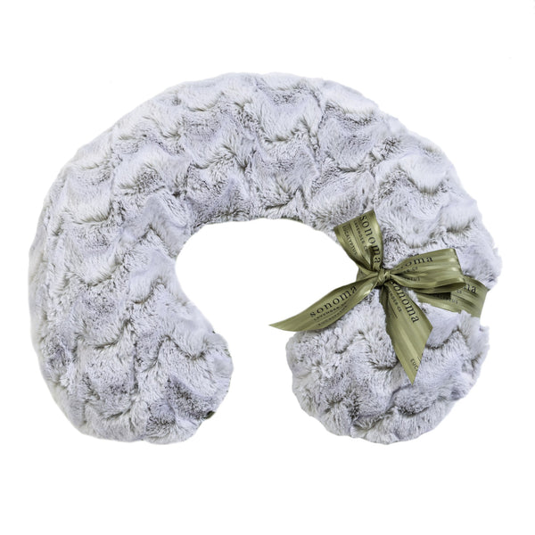 Sonoma Eucalyptus Frosted Moss Spa Neck Pillow