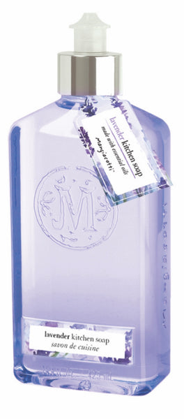 Mangiacotti Lavender Kitchen Soap