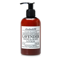 elizabeth W Purely Essential Lavender Hand & Body Lotion