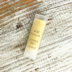 Wild Botanicals Lavender Honey Lip Balm
