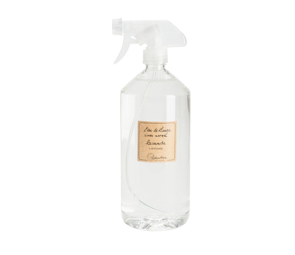 Lothantique Lavender Linen Water Spray - 1 liter/33oz