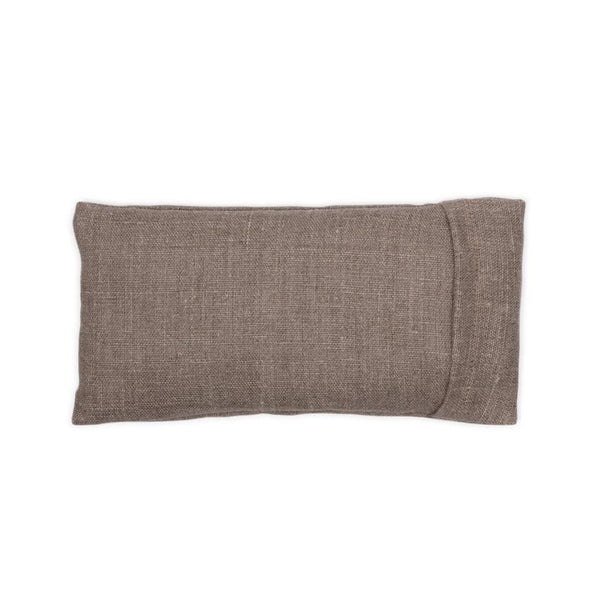 elizabeth W Linen  - Natural Eye Pillow