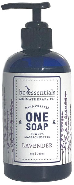 BC Essentials - Lavender One Soap