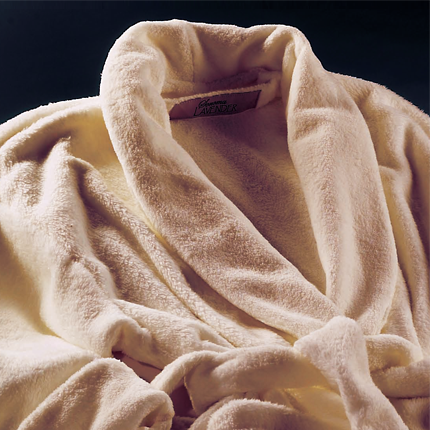 Ultra-luxe Robe - Chamois