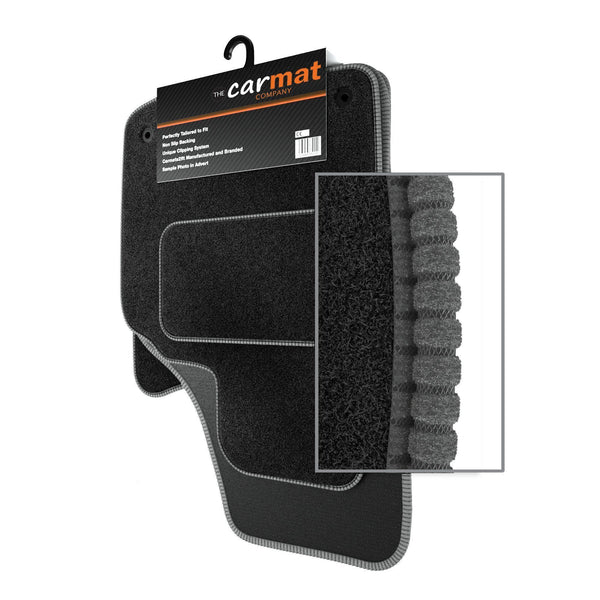 Volvo V70 Manual (2008-) Custom Car Mats
