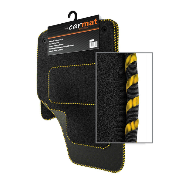 Volvo C70 Manual (2006-2013) Custom Car Mats