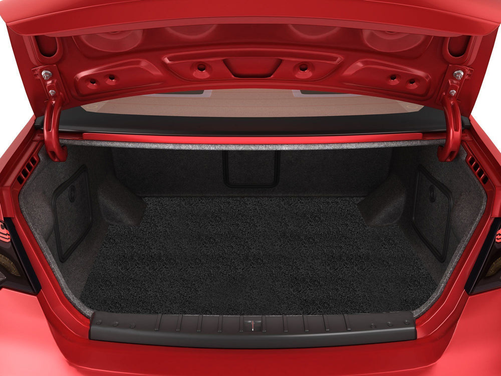 Audi A1 8X Boot Shelf (2010-present) Custom Boot Mat