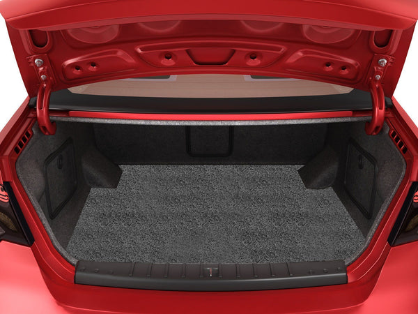 Audi Q7 7 Seater (2006-2015) Custom Boot Mat