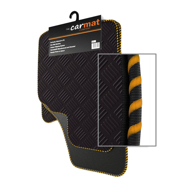 Audi A5 8TA Sportback (2009-2016) Rubber Tailored Car Mats