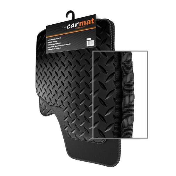 BMW 6 Series E64 Convertible (2004-2011) Rubber Tailored Car Mats