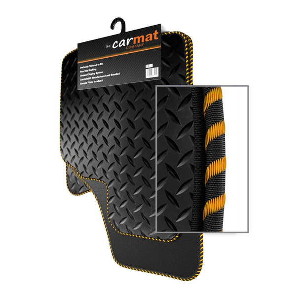 Audi RS3 8V (2011-2012) Rubber Tailored Car Mats