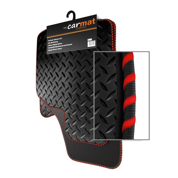 BMW Mini R60 Countryman (2010-2016) Rubber Tailored Car Mats