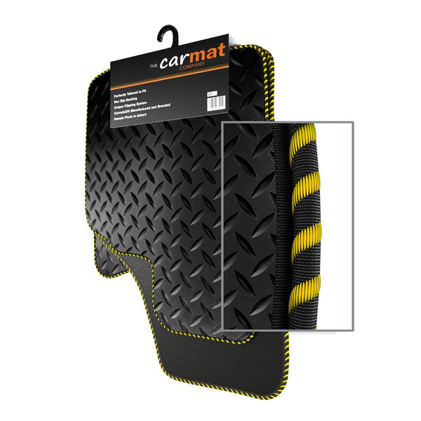 BMW 4 Series F33 Convertible (2013-present) Rubber Tailored Car Mats