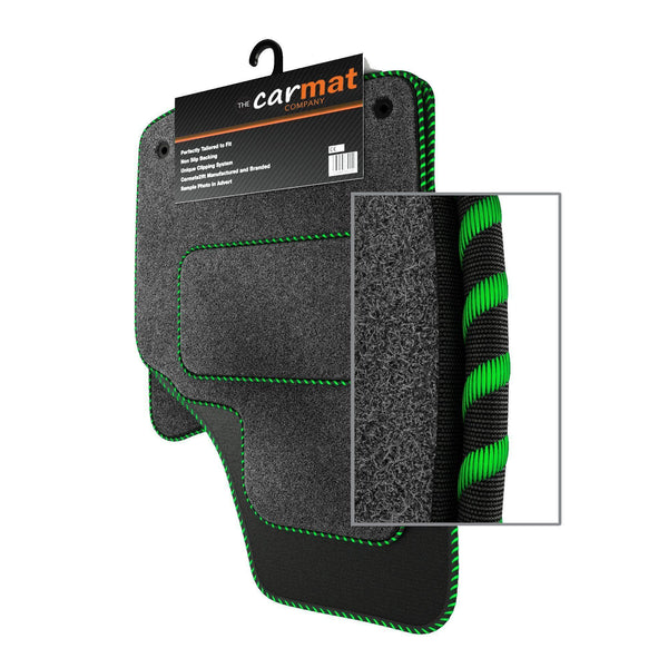 Skoda Superb (2015-) Custom Car Mats