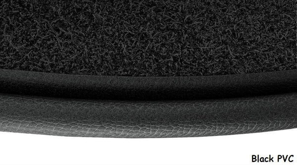 View of a collection of custom car mats, specifically BMW 1 Series F20 5Dr (Hatchback) (2012-Present) Custom Boot Mat