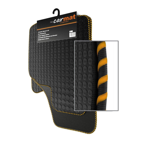 Audi A3 8PA Sportback 5DR (2005-2013) Rubber Tailored Car Mats