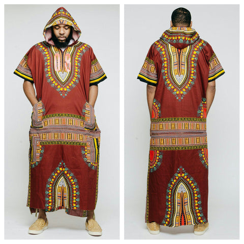 Long Dashikis