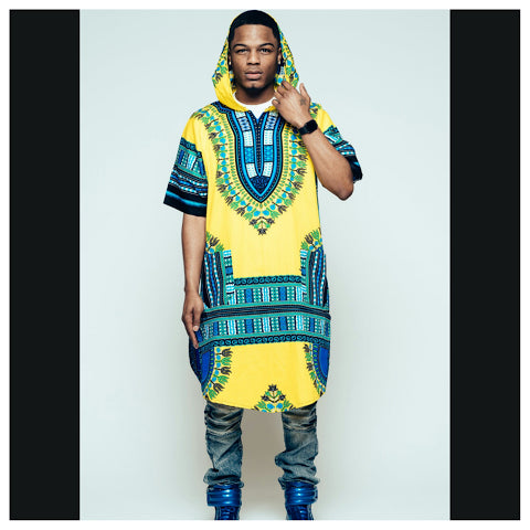Mid-Length Dashikis