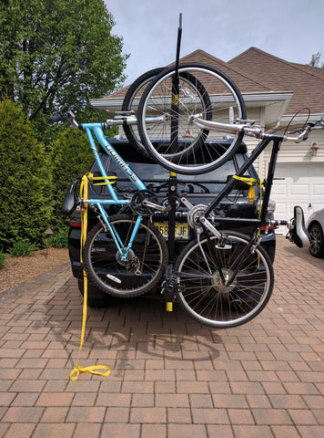 Bike Rack - Tote'm Bike Rack