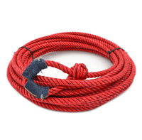 39 Ft Soga Para Florear Rojo Trick Rope Red Dotted