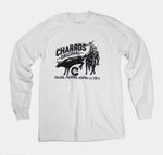 Colas White Long Sleeve T-Shirt