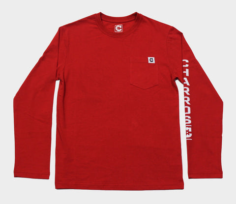 "Pocket ""C"" Long Sleeve (1570767634495)"