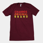 Maroon Retro T-Shirt