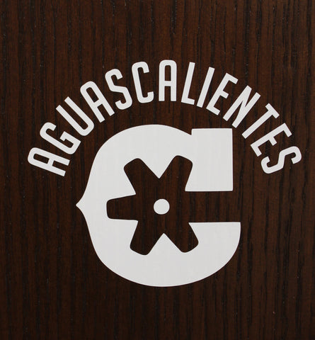 """Aquascalientes"" Sticker (700447457343)"
