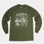 "Verde ""Florear"" Long Sleeve T-Shirt"