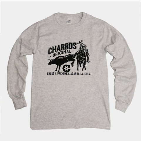 Colas GRIS Long Sleeve T-Shirt