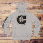 """Caballo"" Heather Grey Hoodie"